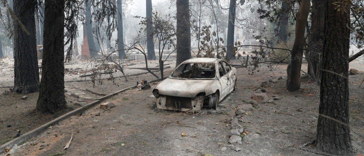 GOP Official Deletes Facebook Post Calling Wildfires 'God's Punishment For Liberal California' https://t.co/sPqgSUjMQv