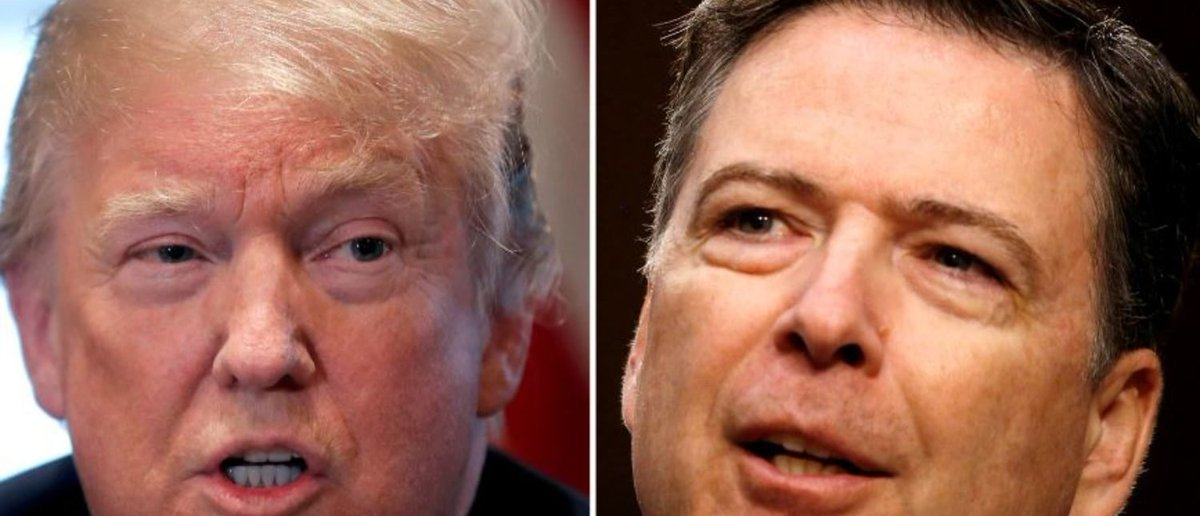 REPORT: Trump Wanted The Justice Dept To Prosecute Clinton And Comey https://t.co/mqwFGfsJ95