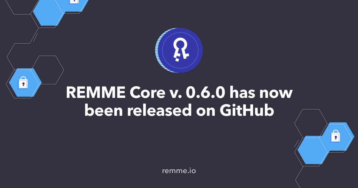 Remme on Twitter: