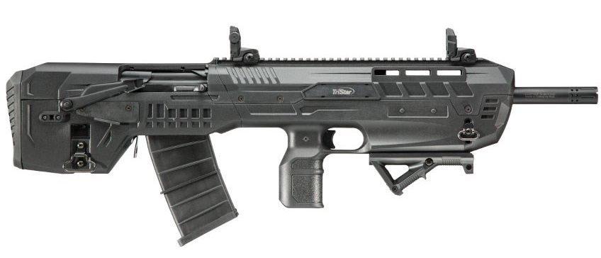 Gun Test: TriStar Compact Bullpup Shotgun https://t.co/Wl32MeGonG