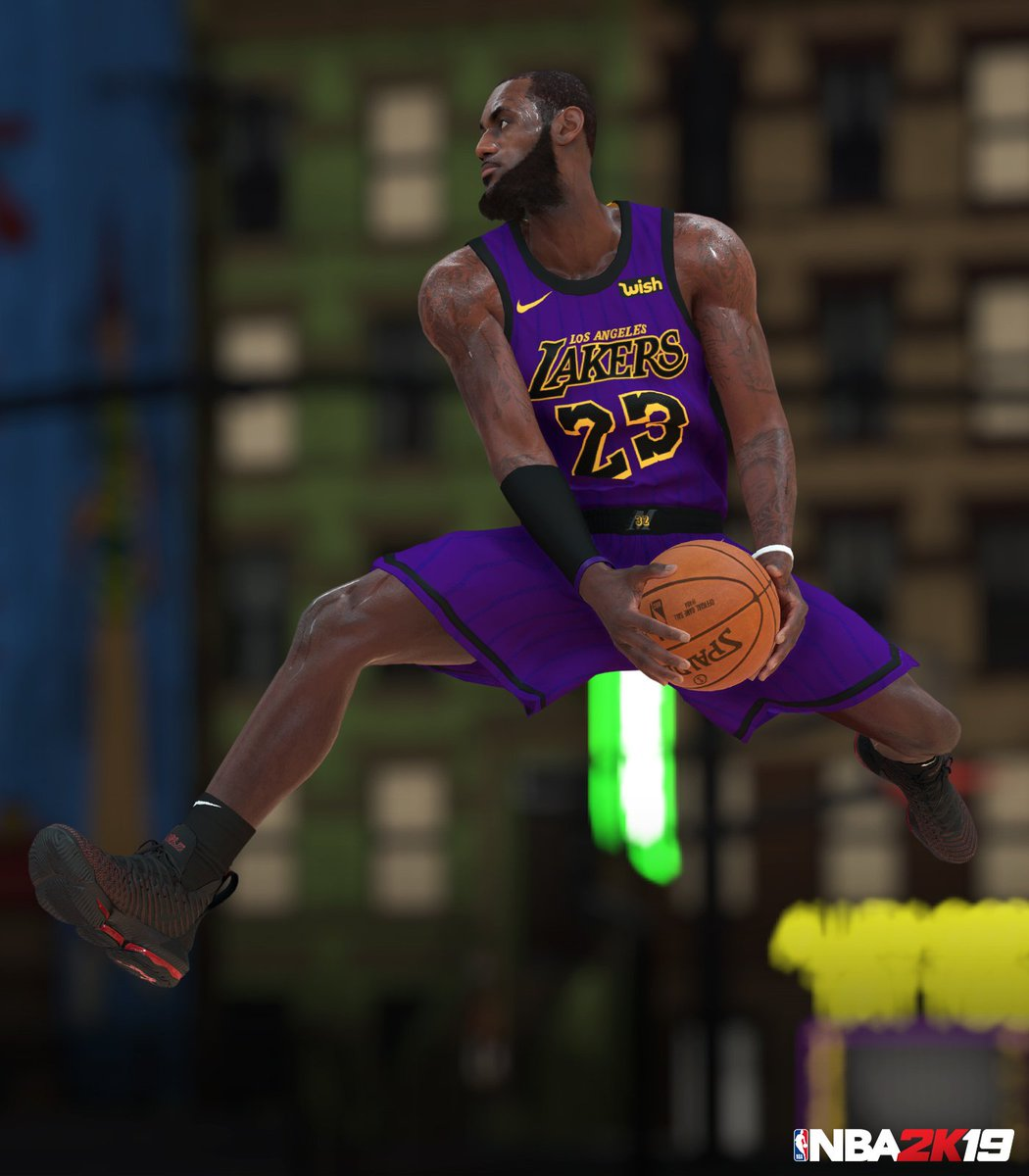 Head to the NBA store to cop  KingJames City Jersey now! Also available are  NBA Players of the Week  AntDavis23 s City Jersey and  NikolaVucevic s  Statement ... 16e244c91