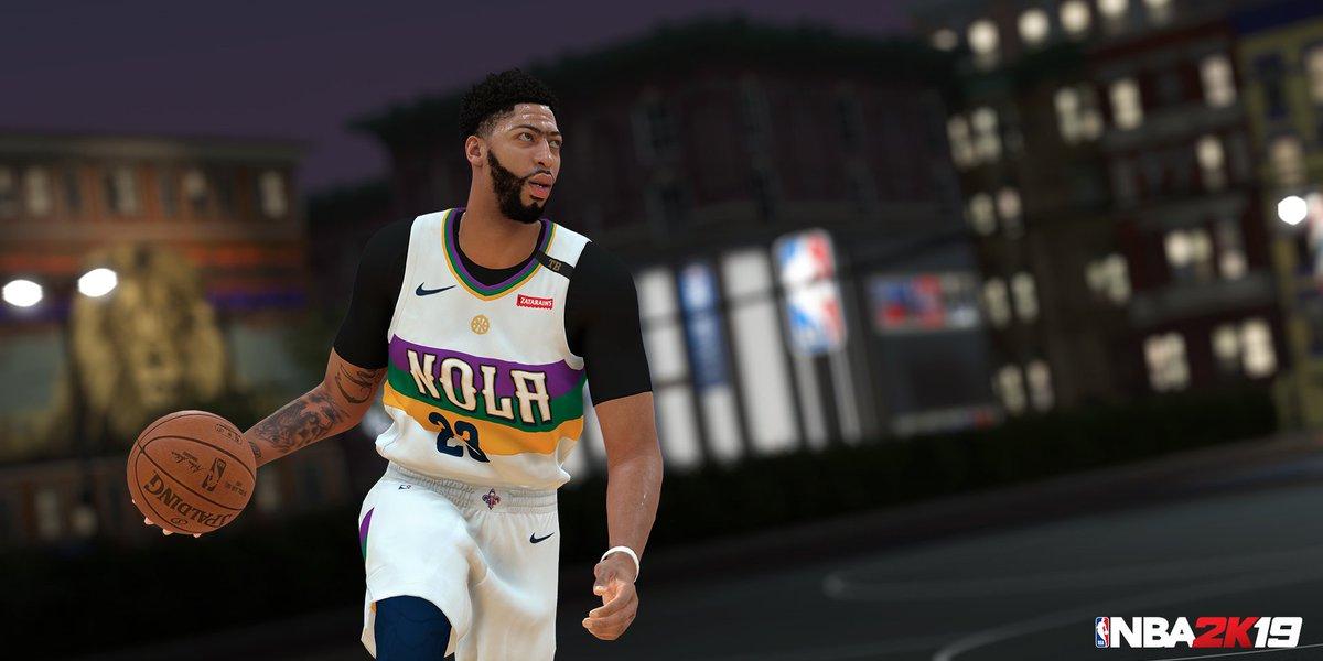 NBA 2K19 on Twitter