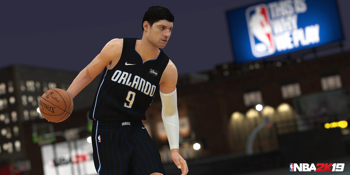 b7b6a9ceff5 Head to the NBA store to cop @KingJames City Jersey now! Also available are NBA  Players of the Week @AntDavis23's City Jersey and @NikolaVucevic's Statement  ...