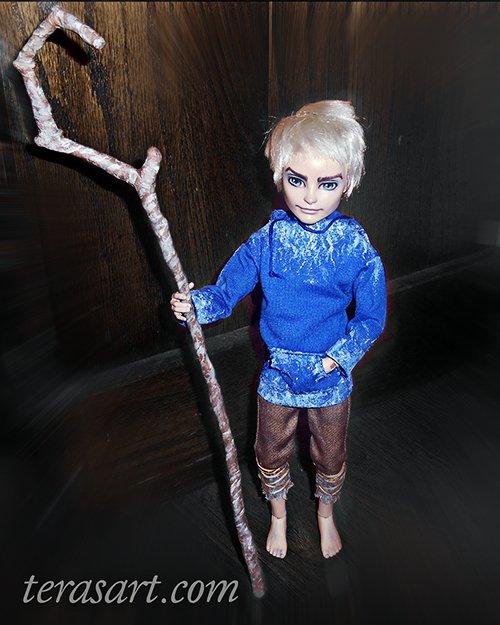 Куколка из ледяного джека картинки