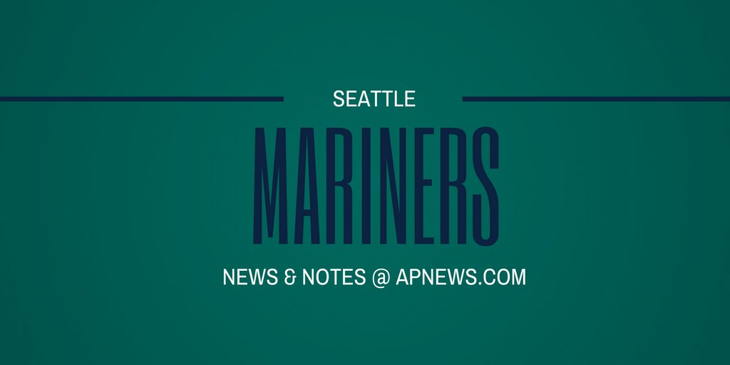 Mariners hire Perry Hill as new 1st base and infield coach. apne.ws/Yq4nhLv
