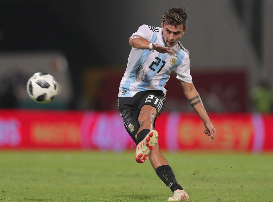 Argentina venció por segunda ocasión a México Amistoso Internacional