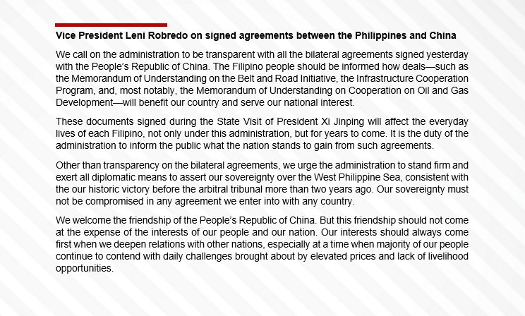 Cnn Philippines On Twitter A Total Of 29 Bilateral Agreements Were