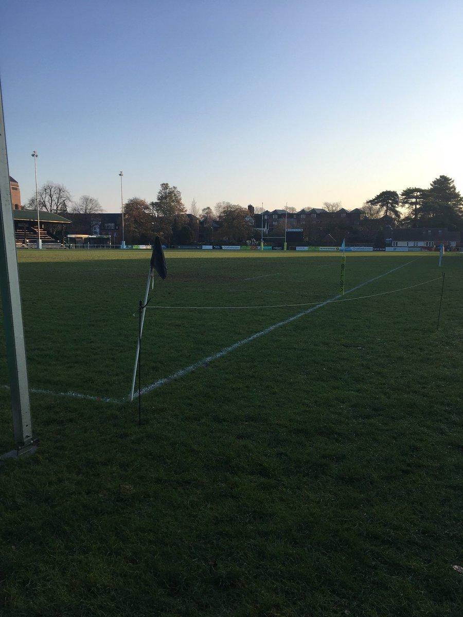 Lovely morning at Grange Road @CURUFC will be slightly busier in a few hours time @CJ_Cambridge #SteeleBodger #Cambridge