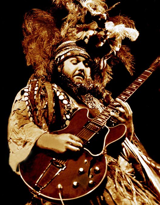 Happy Birthday to the Night Tripper Dr John. Born on this day back in 1941.