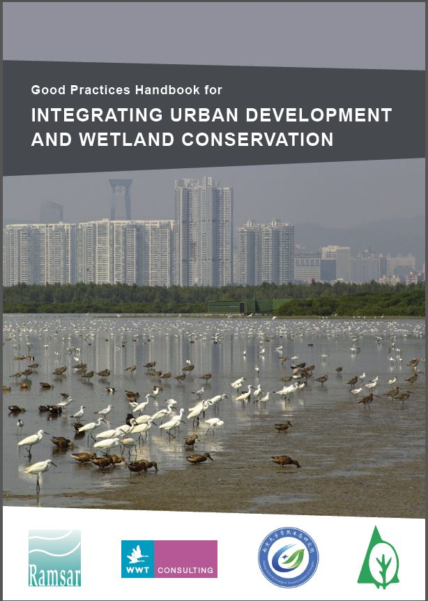RT @RamsarConv Sustainable urbanization must be planned and designed to include urban wetlands. New Handbook provides guidance on how to achieve this important balance. https://t.co/gKqjr9advt