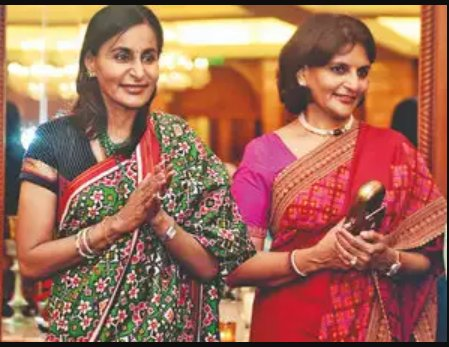 The $2-billion Indian health empire run by four sisters makes a comeback | https://t.co/ral5308Id2