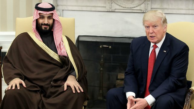 Trump shrugs off report that CIA concluded Saudi crown prince ordered Khashoggi killing https://t.co/BlP1ScAk92