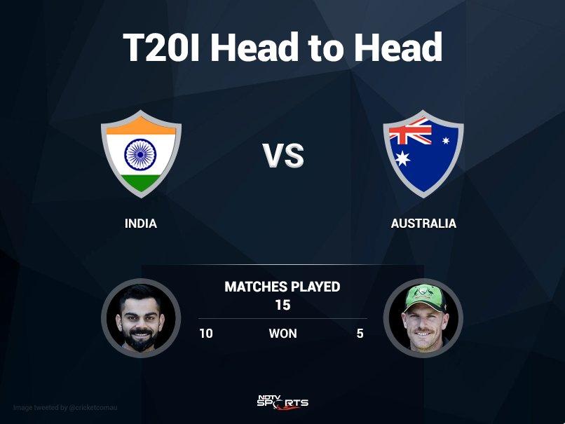 1st T20I: India captain Virat Kohli wins toss, opts to bowl against Australia in Brisbane  #INDvAUS #INDvsAUS  LIVE UPDATES: https://t.co/3nJ5zlzMUM  LIVE SCORECARD: https://t.co/HbkQvxQJ6g