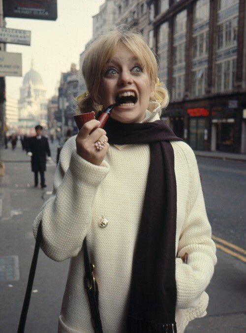 Happy 73th birthday Goldie Hawn