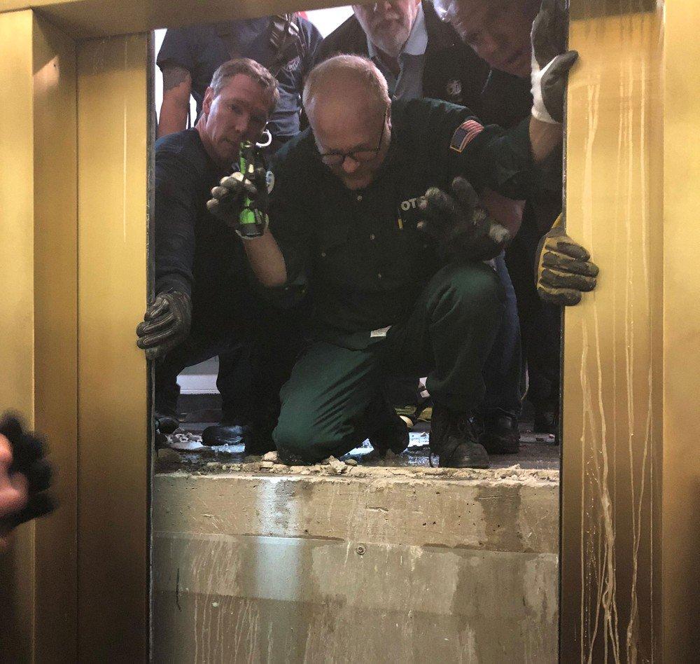 Seis pessoas sobrevivem a queda de elevador de 84 andares nos EUA https://t.co/kBsS1e5OmT #G1