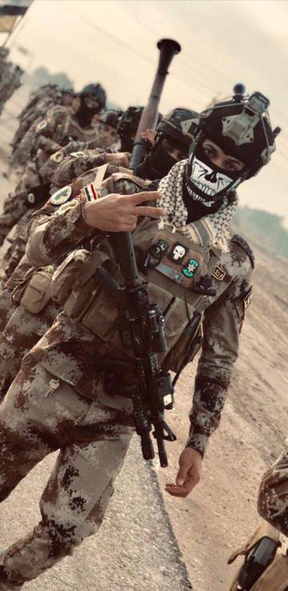 جهاز مكافحة الارهاب (CTS) و فرقة الرد السريع (ERB)...الفرقة الذهبية و الفرقة الحديدية - قوات النخبة - متجدد - صفحة 7 DsgvRxGWwAAlA_Q