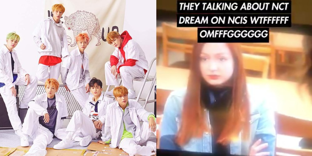 NCTzens mindblown after NCT Dream are mentioned on 'NCIS: New Orleans'! https://t.co/pDR03n37kr