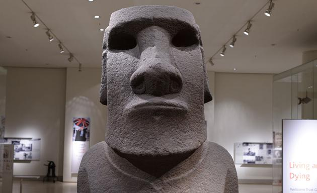 Governor of Easter Island makes emotional plea for British Museum to return spiritually important sculpture https://t.co/oGbdbKVcCU