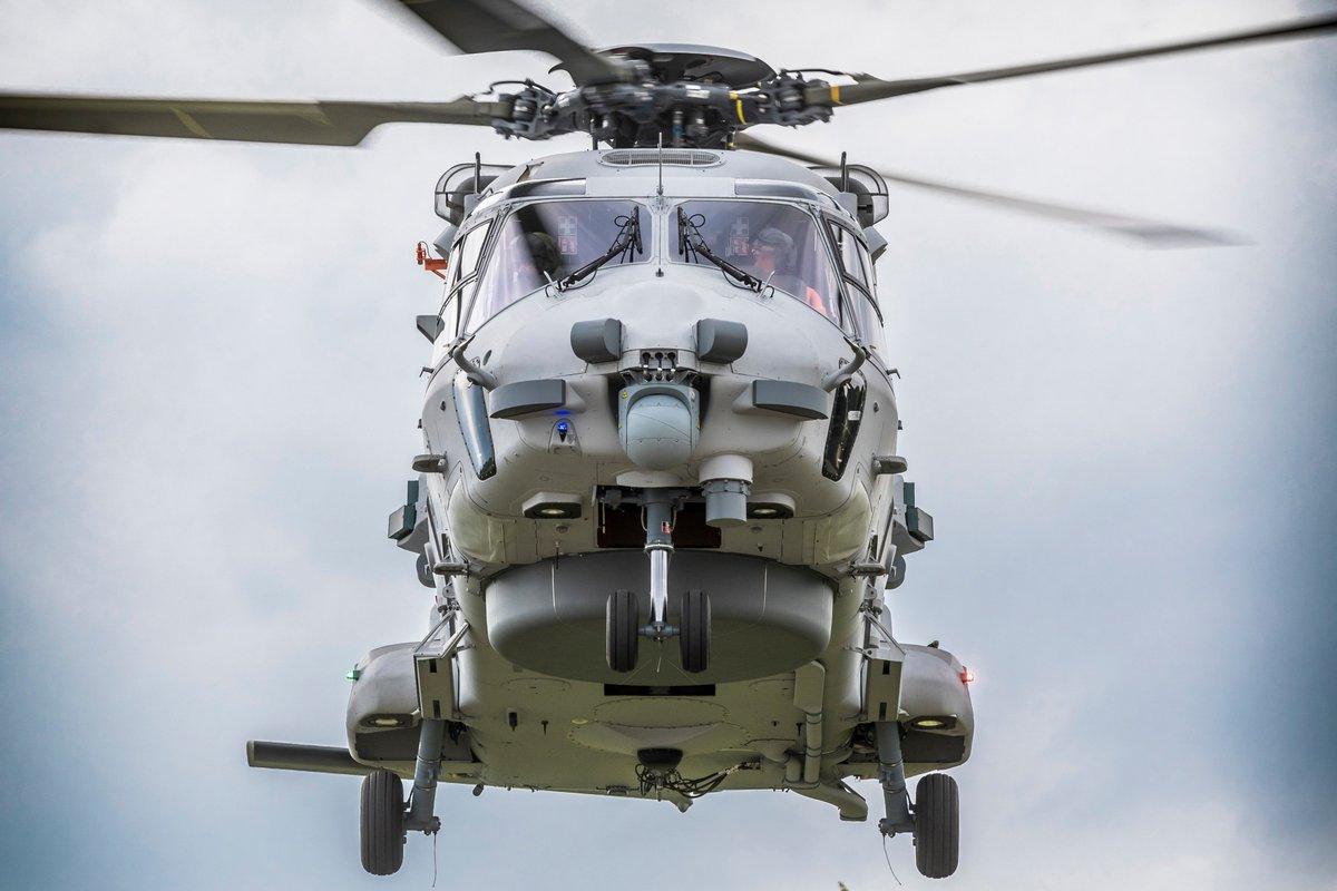 The #NH90 Sea Lion has recently taken two important milestones towards the first delivery at the end of 2019. 🇩🇪 ✅Ground and flight tests ↗️🚁↘️ ✅First power-on of all electrical systems ⚡️🔌 goo.gl/VPHKYm