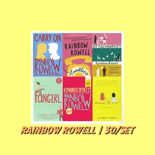 Carry On Rainbow Rowell Ebook