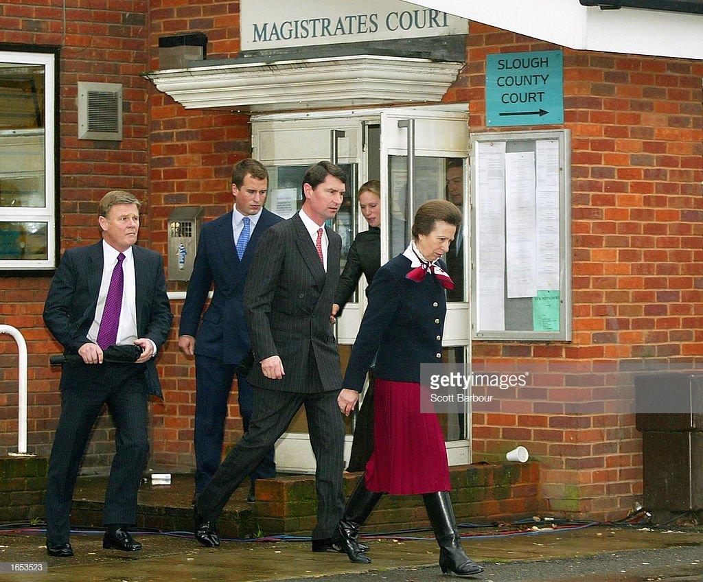 Znalezione obrazy dla zapytania princess anne 21st november 2002