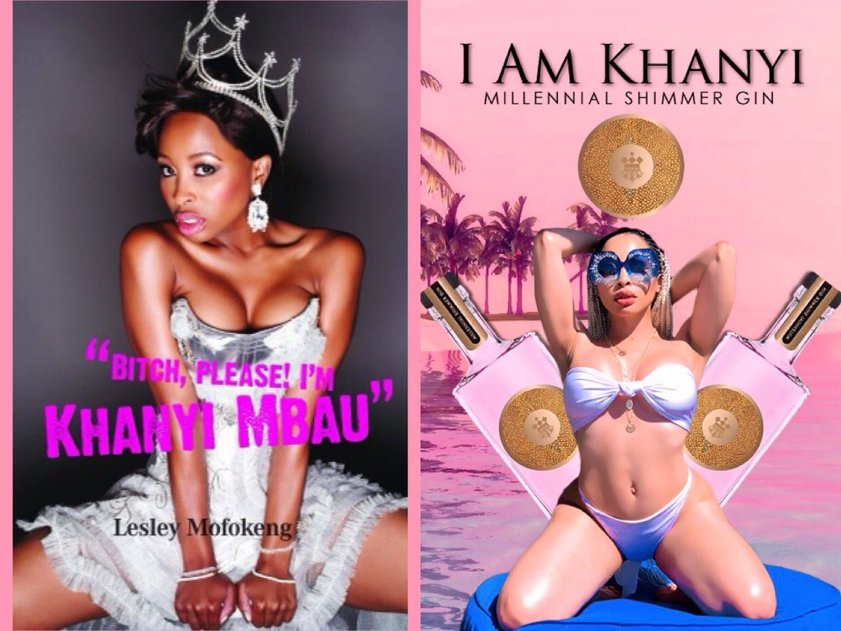 Watch Khanyi Mbau Naked Photos Collection - 7 Photos video