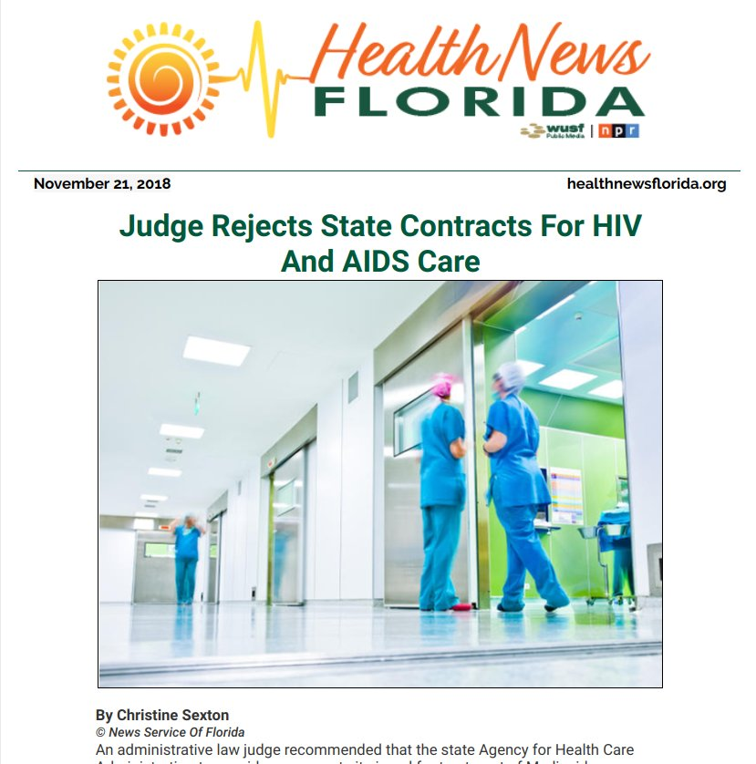 Health News Florida on Twitter: