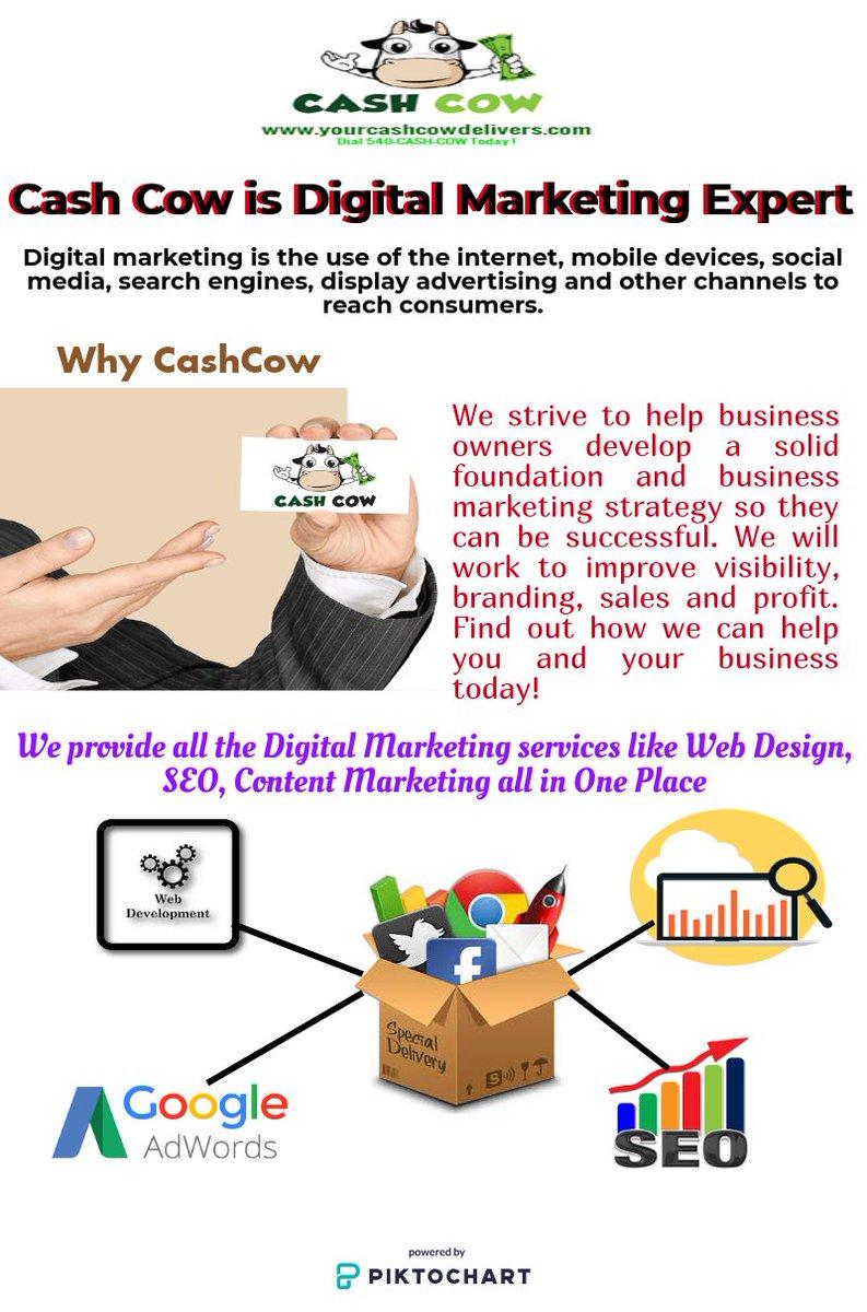 Cash cow marketing