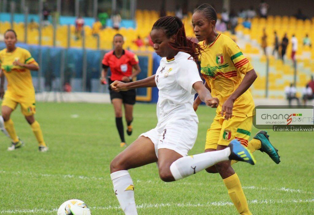 2018 AWCON: Ghana winger Sherifatu Sumaila upbeat despite losing 2-1 to Mali
