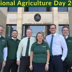 National Agriculture Day Twitter Photo