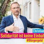 Image for the Tweet beginning: #Bürgergeld: Wir sind solidarisch mit