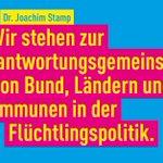 Image for the Tweet beginning: Wir halten Wort: Anders als