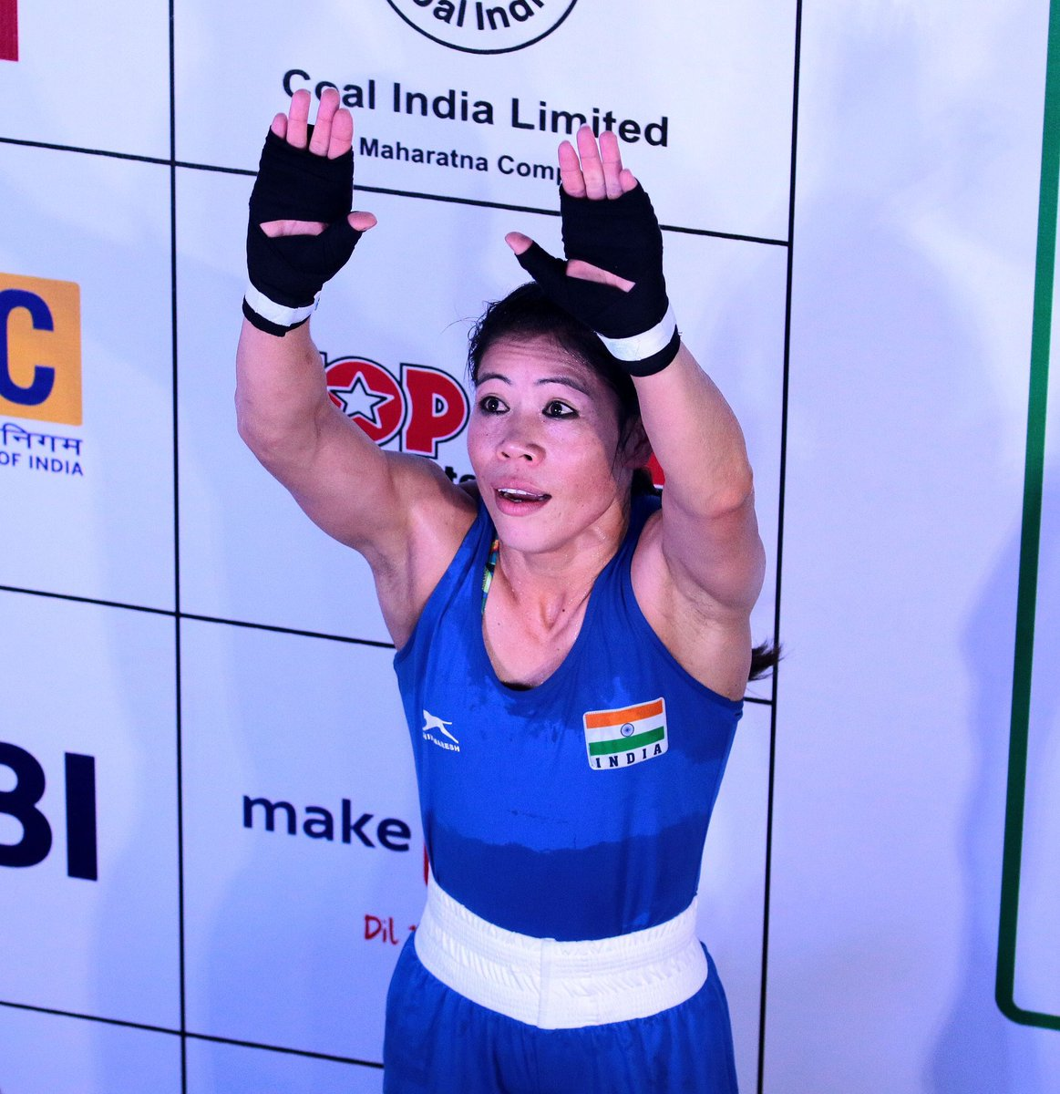 India's Mary Kom Beats Kim Hyang Mi To Enter Final