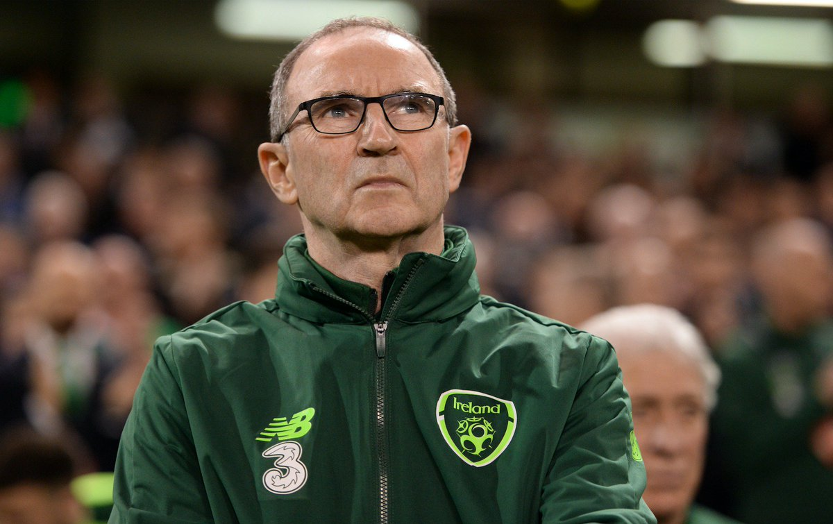 Lots for O'Neill and Keane (💚) to be proud of- some moments that will last a lifetime.Definitely time for a recalibration though- I'd love to see what Stephen Kenny could bring to an Ireland team. A gentleman who views Irish football through a different lense.