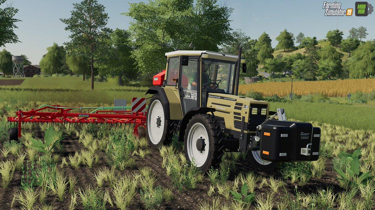 Farming Simulator Twitterissä: