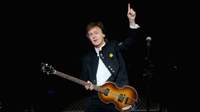 Paul McCartney vuelve al Estadio Nacional en 2019 bit.ly/2S0amiS