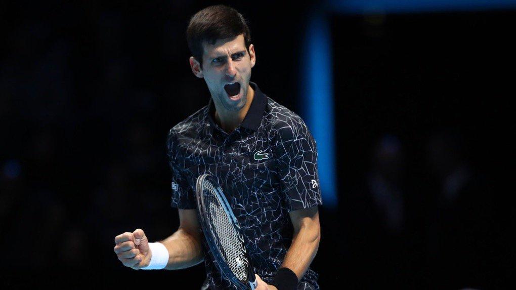Así ha quedado la clasificación individual al cierre de 2018: 1️⃣ 🇷🇸 Djokovic 2️⃣ 🇪🇸 Nadal 3️⃣ 🇨🇭 Federer 4️⃣ 🇩🇪 Zverev 5️⃣ 🇦🇷 Del Potro Ranking #ATP ➡️ bit.ly/2yCoRV1