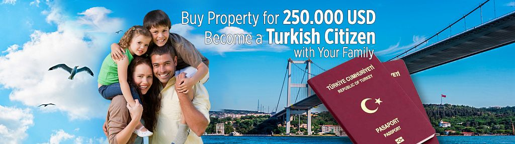 Getting Turkish Citizenship by Investment