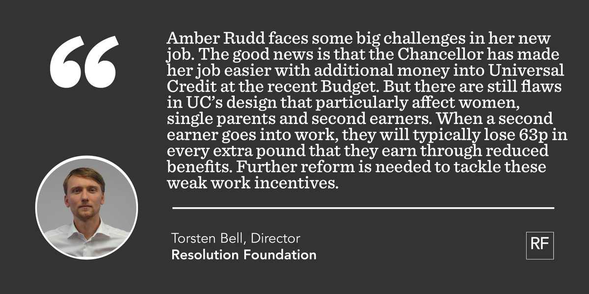 test Twitter Media - Here's our Director @TorstenBell, speaking on @BBCr4today this morning about Universal Credit and some of the challenges facing Amber Rudd in her new role as Work and Pensions Secretary (skip to around 52 minutes in): https://t.co/MVOBnRtw4E https://t.co/GCuUEGEX9Q
