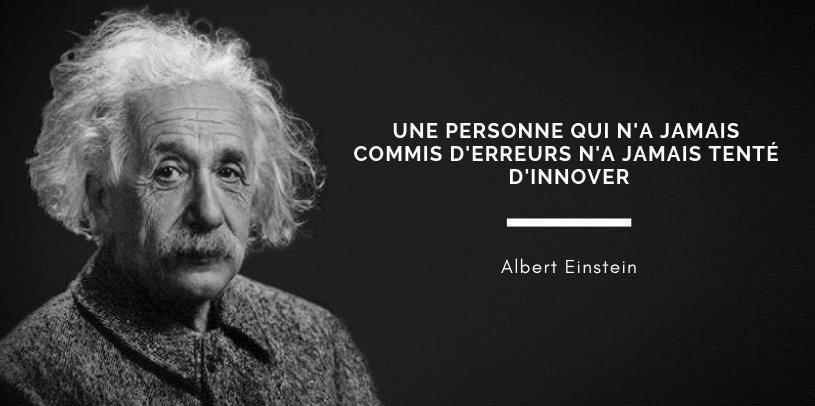 La Rochelle Technopole On Twitter Albert Einstein Citation
