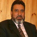 Altaf Bukhari Twitter Photo