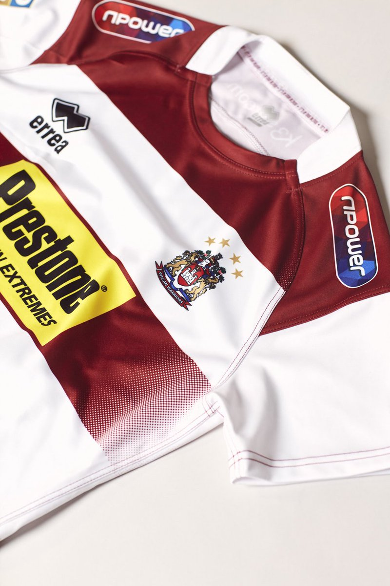 44c9c0e6b21 Wigan Warriors 🍒⚪ on Twitter