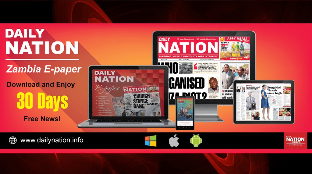DOWNLOAD  https   www.dailynation.info daily-nation-zambia-epaper-applications-windows-mac-android   …pic.twitter.com pXvpcz4GOO 73cdc6e5b79e9