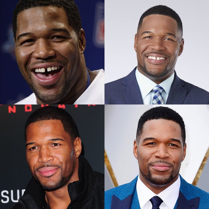 Happy 47 birthday to Michael Strahan . Hope that he has a wonderful birthday.