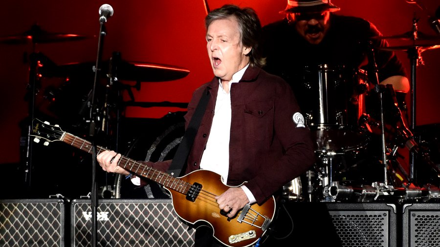 Paul McCartney regresaría a Chile en marzo bit.ly/2Dyg0Vs