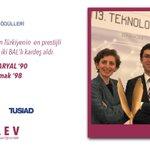 Image for the Tweet beginning: Türkiyenin  en prestijli teknoloji