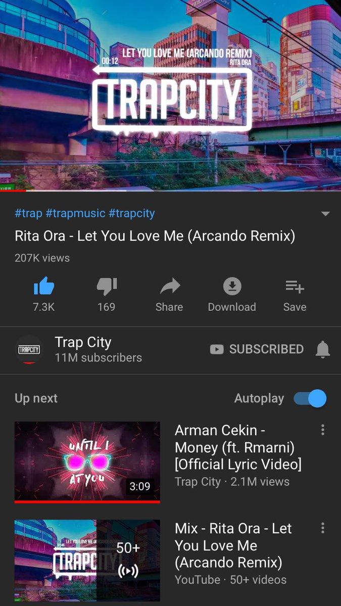 Trap City And ARCANDO