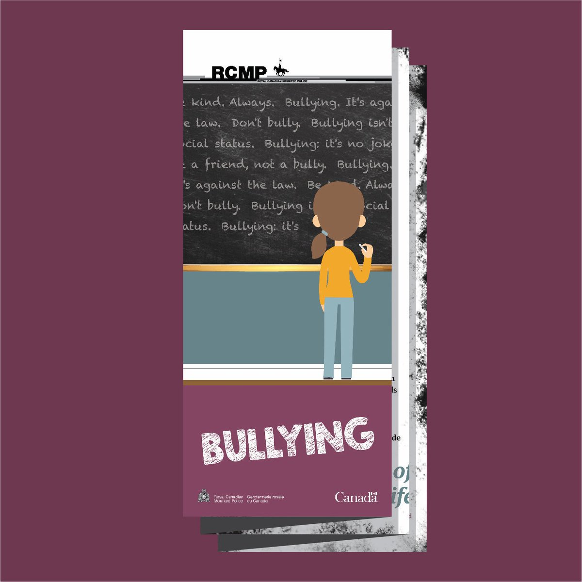 Learning How Bullying Happens In Order >> Louis Zuniga On Twitter Order Free Bullying Prevention Brochures