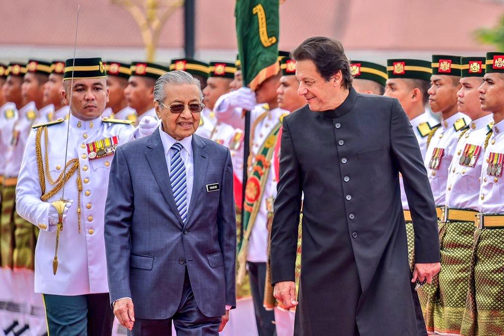 Imran Khan in Malaysia