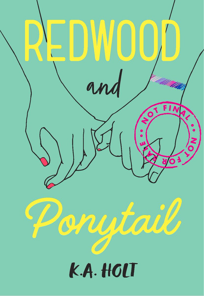 Image result for redwood and ponytail book